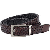 Nike Men's Braided G-Flex Reversible Golf Belt