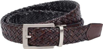 Nike Braided G-Flex Reversible Belt