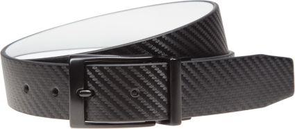 Nike Carbon Fiber Matte Reversible Belt
