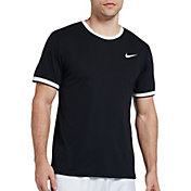 108e4ddcd8f9 Men's Short Sleeve Tennis Shirts | Best Price Guarantee at DICK'S