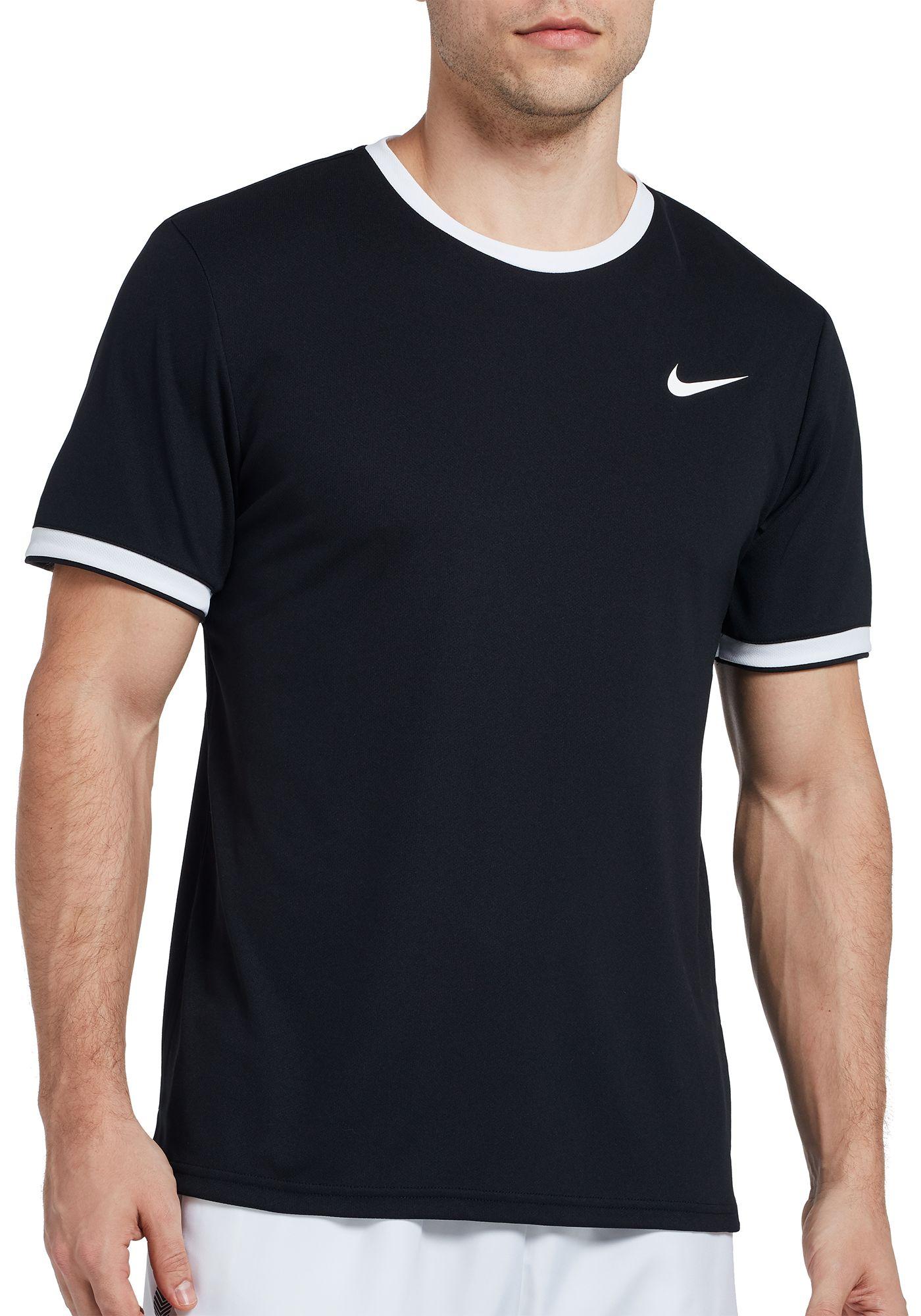 Nike Men's Court Dry Tennis Shirt