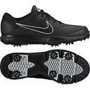 Product Image · Nike Durasport 4 Golf Shoes. Black Metallic Silver · White Metallic  Silver 4e891ff9f
