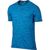 Nike Men's Dry Tailwind Printed Running T-Shirt