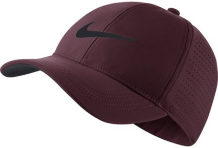 Nike Men s AeroBill Legacy91 Perforated Golf Hat  d11aed91e5b