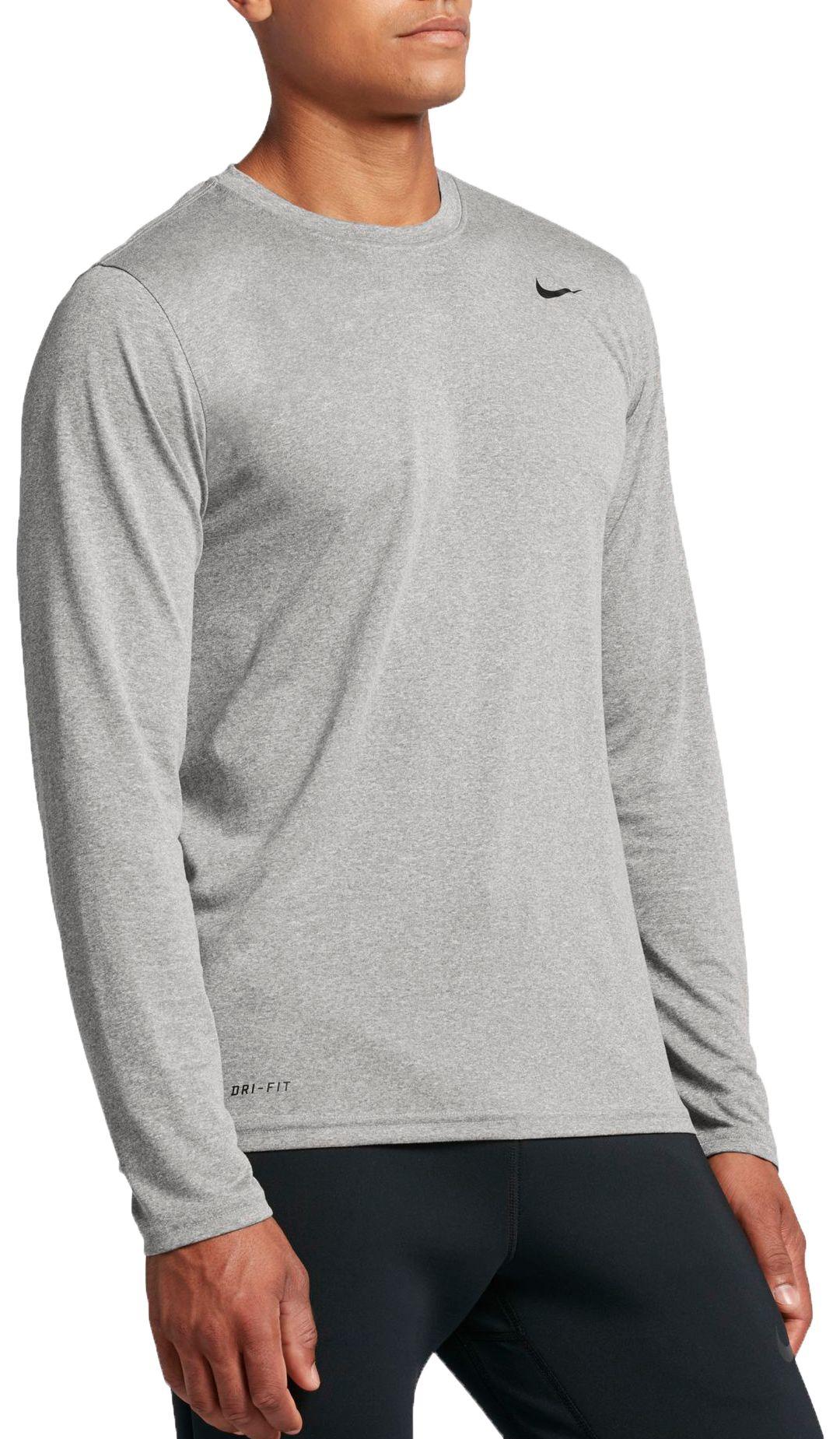 14947219ef4b3 Nike Men's Legend Long Sleeve Shirt