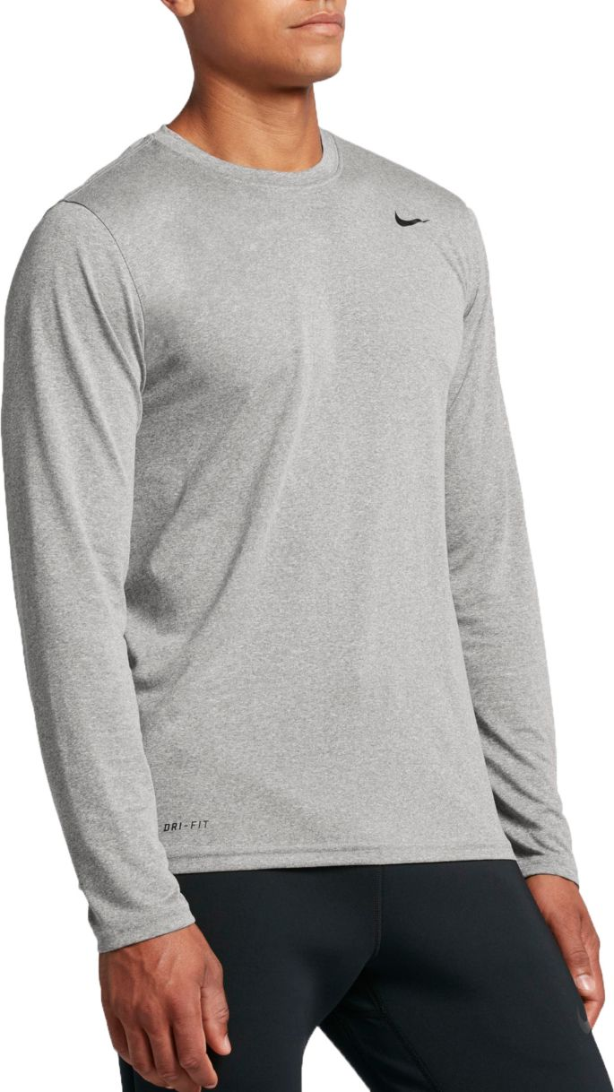 new high quality new arrive the latest Nike Men's Legend Long Sleeve Shirt | DICK'S Sporting Goods