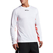 Nike Men's Dry Fast Break Long Sleeve Lacrosse Shirt