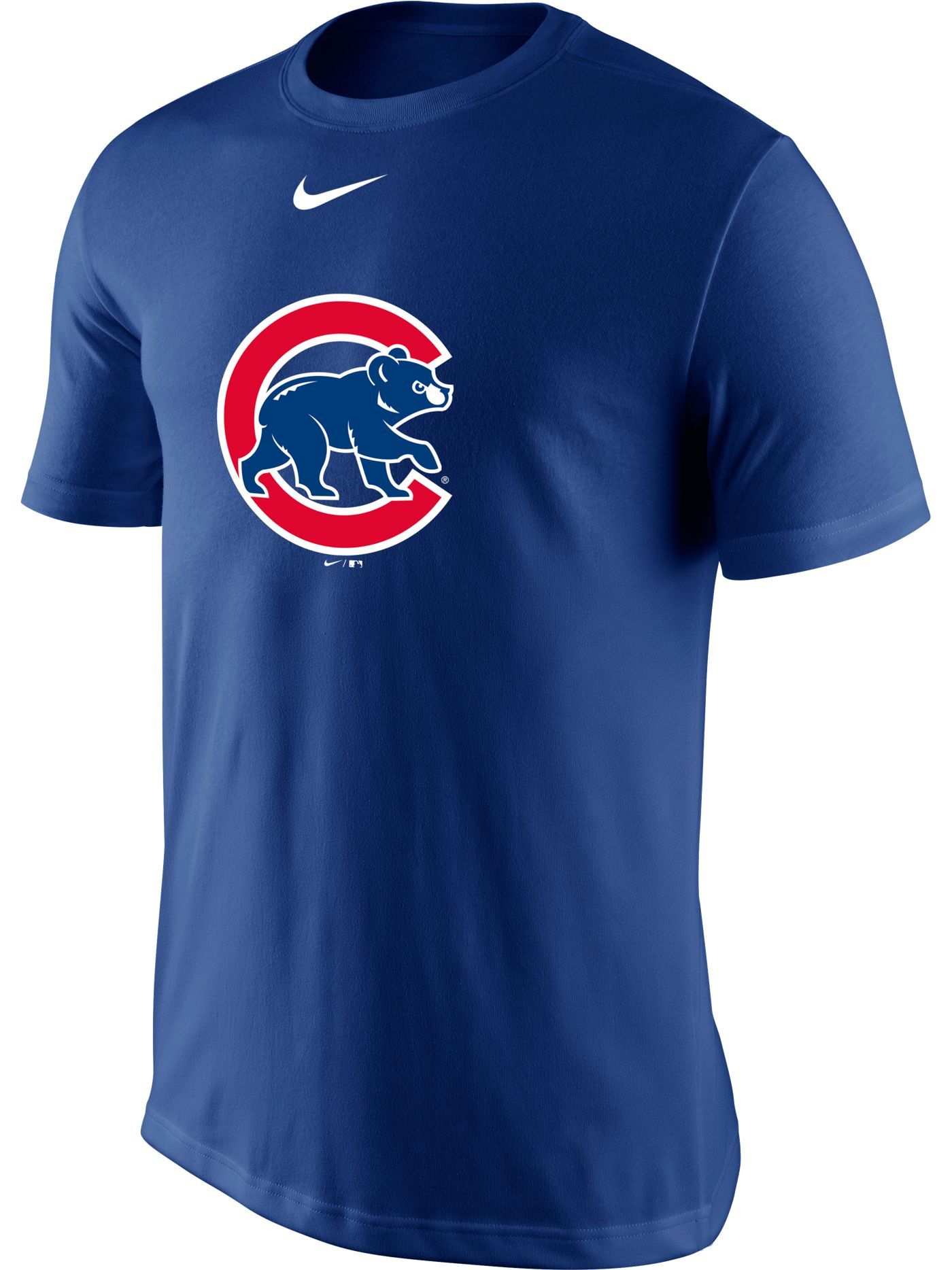Nike Men's Chicago Cubs Dri-FIT Royal Legend T-Shirt