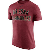 Nike Men's Arizona Diamondbacks Dri-Blend Red DNA T-Shirt
