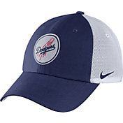 Nike Men's Los Angeles Dodgers Dri-FIT Royal/White Heritage 86 Adjustable Hat