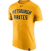Nike Men's Pittsburgh Pirates Dri-Blend Gold DNA T-Shirt