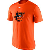 Nike Men's Baltimore Orioles Dri-FIT Orange Legend T-Shirt