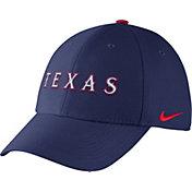 Nike Men's Texas Rangers Dri-FIT Royal Legacy 91 Swoosh Flex Hat