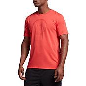 Nike Men's Dry Brand Ball Basketball T-Shirt