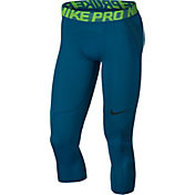 Nike Men's Pro HyperCool 3/4 Length Tights