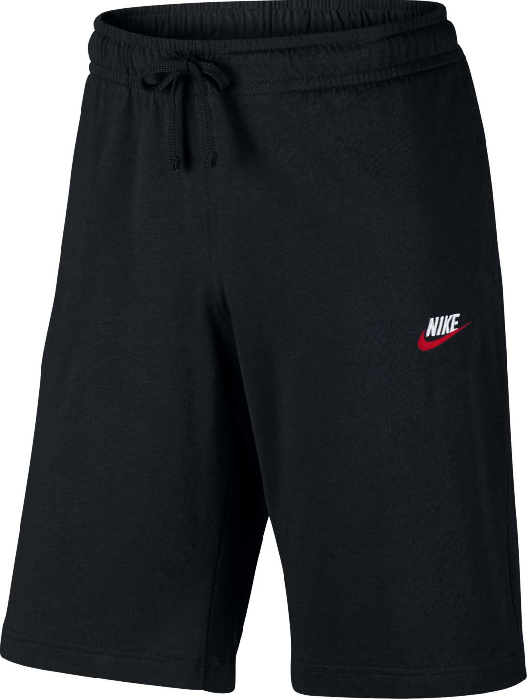 nike shorts zipper side pocket