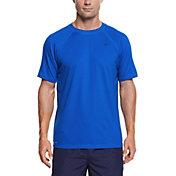 Nike Men's Solid Hydro Short Sleeve Shirt