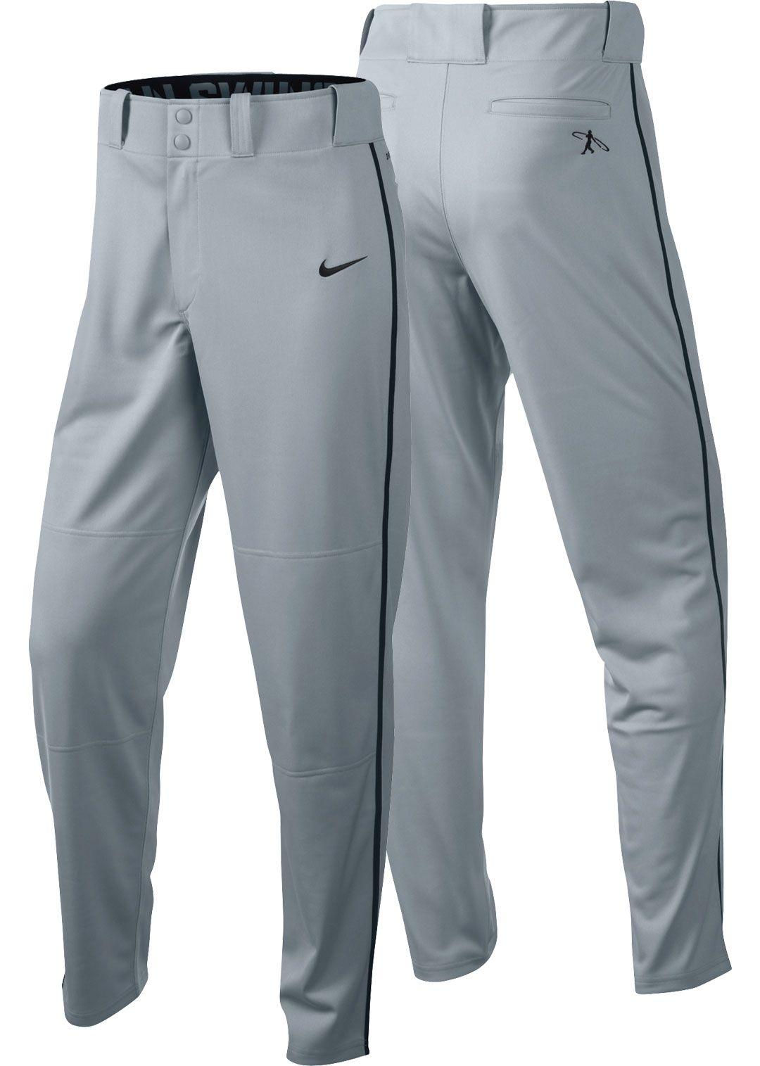 0bb54632 Nike Men's Swingman Dri-FIT Piped Baseball Pants | DICK'S Sporting Goods
