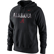 Nike Men's Alabama Crimson Tide Black Project Fresh Camo Pack Hoodie