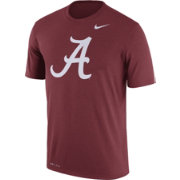 Nike Men's Alabama Crimson Tide Crimson Logo Dry Legend T-Shirt