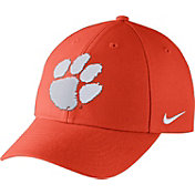 Nike Men's Clemson Tigers Orange Dri-FIT Wool Classic Hat