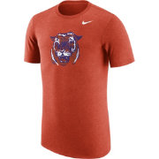 Nike Men's Clemson Tigers Heathered Duke Blue Vault Tri-Blend T-Shirt