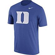 Nike Men's Duke Blue Devils Duke Blue Logo Dry Legend T-Shirt