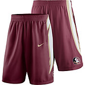 Nike Men's Florida State Seminoles Garnet Replica Basketball Shorts