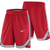 Nike Men's Ohio State Buckeyes Scarlet Replica Basketball Shorts