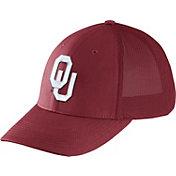 Nike Men's Oklahoma Sooners Crimson Legacy91 Flex Mesh Back Hat