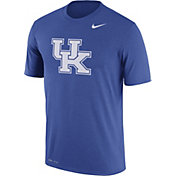 Nike Men's Kentucky Wildcats Blue Logo Dry Legend T-Shirt