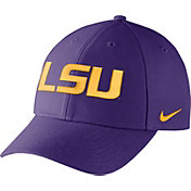 Nike Men's LSU Tigers Purple Wool Classic Hat