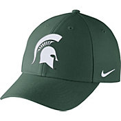 Nike Men's Michigan State Spartans Green Wool Classic Hat