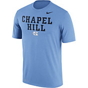 Nike Men's North Carolina Tar Heels Carolina Blue 'Chapel Hill' Authentic Local Legend T-Shirt