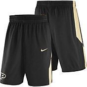 Nike Men's Purdue Boilermakers Replica Basketball Black Shorts