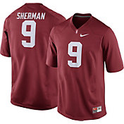 Nike Men's Richard Sherman Stanford Cardinal #9 Cardinal Replica College Alumni Jersey