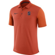Nike Men's Syracuse Orange Orange Team Issue Football Sideline Performance Polo