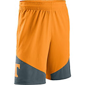 Nike Men's Tennessee Volunteers Tennessee Orange/Gray New Classics Basketball Shorts