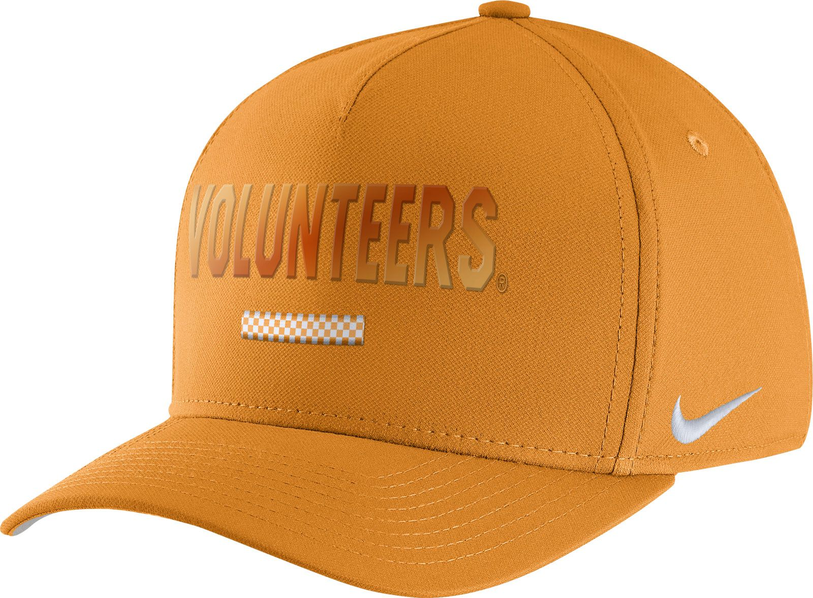 reputable site 5bc84 189d9 ... promo code for nike mens tennessee volunteers tennessee orange seasonal  swoosh flex classic99 hat 338a4 2014d