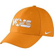 Nike Men's Tennessee Volunteers Tennessee Orange Vault Dri-FIT Swoosh Flex Hat