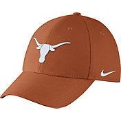 Nike Men's Texas Longhorns Burnt Orange Dri-FIT Wool Swoosh Flex Hat