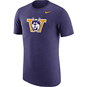 Nike Men's Washington Huskies Heathered Purple Vault Tri-Blend T-Shirt