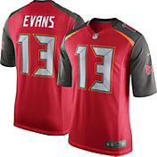 Nike Men's Home Game Jersey Tampa Bay Buccaneers Mike Evans #13