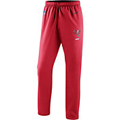 Nike Men's Tampa Bay Buccaneers Therma-FIT Red Performance Pants
