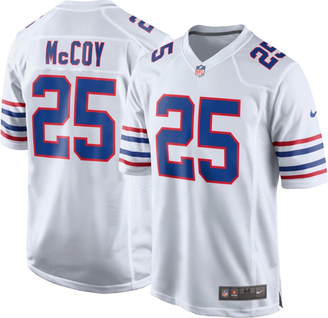 cca6398632909 Nike Men's Alternate Game Jersey Buffalo Bills LeSean McCoy #25