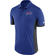 Nike Men's Buffalo Bills Evergreen Performance Royal Polo