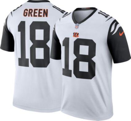 Nike Men s Color Rush Cincinnati Bengals A.J. Green  18 Legend Jersey.  noImageFound fe8ff461c