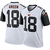 Nike Men's Color Rush Cincinnati Bengals A.J. Green #18 Legend Jersey