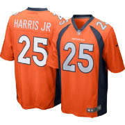 Nike Men's Home Game Jersey Denver Broncos Chris Harris Jr. #25