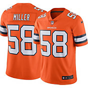 Nike Men's Color Rush Limited Jersey Denver Broncos Von Miller #58